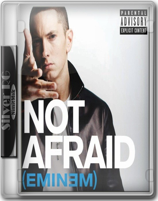 Im Not Afraid-Eminem HD 720P