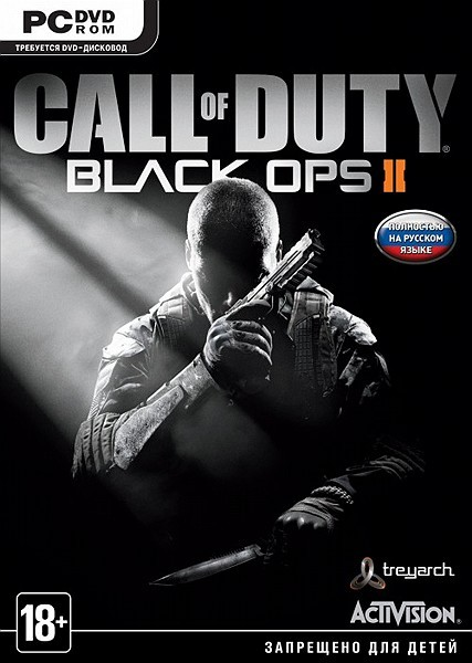 Call of Duty: Black Ops 2 (2012/Rus/Rip R.G. Catalyst)