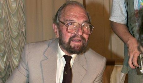 Легендарный разведчик Джордж Блейк отмечает 90-летний юбилей