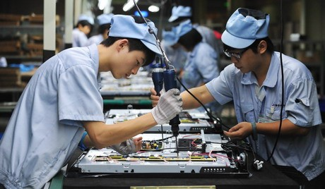 Китай наступает Америке на пятки