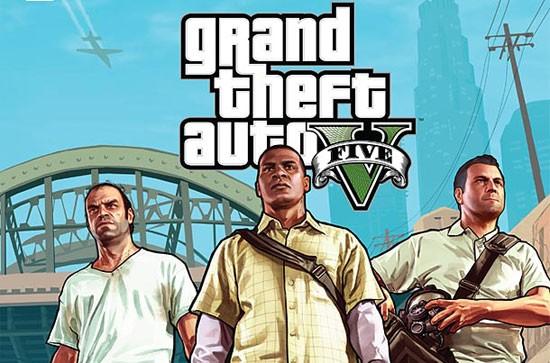 В GTA V будет три главных героя и огромный игровой мир