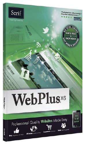 Serif WebPlus X6 ISO-TBE