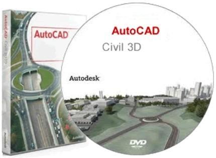Autodesk AutoCAD Civil 3D 2013 x86/x64 ISZ