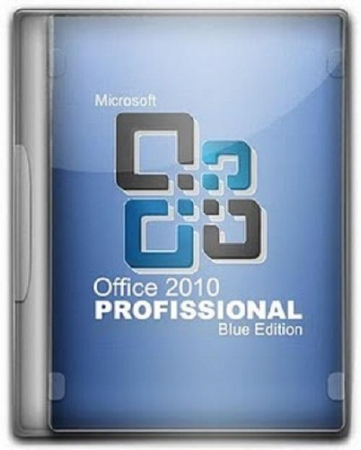 Microsoft Office Blue Edition [x86 x64-2010] Pre Activated