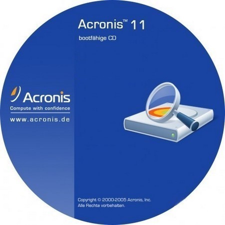 Acronis 11 System Utilities Pack (2012)