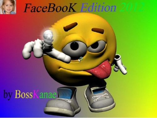 Windows 7 FaceBooK by BossKanae 2012