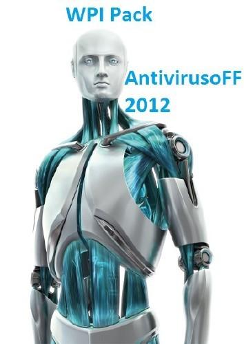WPI Pack AntivirusoFF 2012 (11.08.2012)