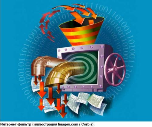 Вести реестр запрещённых сайтов предлагается интернет-компаниям