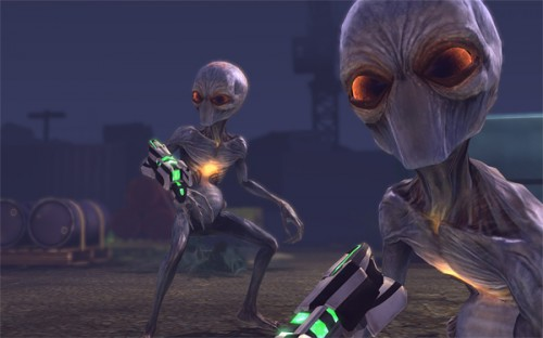 XCOM: Enemy Unknown уже в продаже