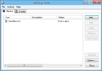 NetInfo v 8.0 Build 1111/NetGong v. 8.0 Build 1111 Eng