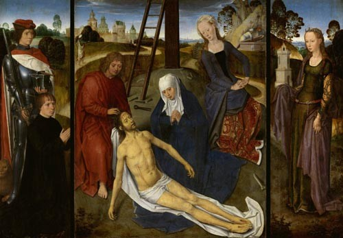 Artworks by Hans Memling