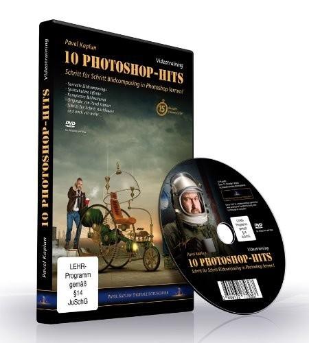 Pavel Kaplun Videotraining 10 Photoshop Hits German-RESTORE LS