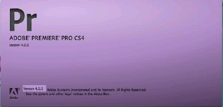 Adobe Premier cs4 Pro + keygen [ v.cs4 Prof v4.0, Eng ]