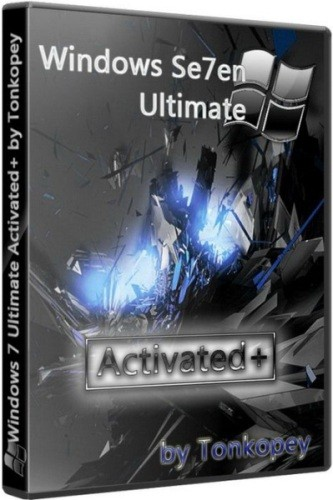 Windows 7 Ultimate SP1 Deutsch (x86/x64) 09.06.2011 by Tonkopey