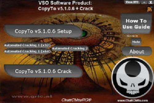 CopyTo v5.1.0.6 + Crack