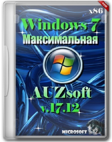 Windows 7 ������������ x86 AUZsoft v.17.12 (2012/Rus)