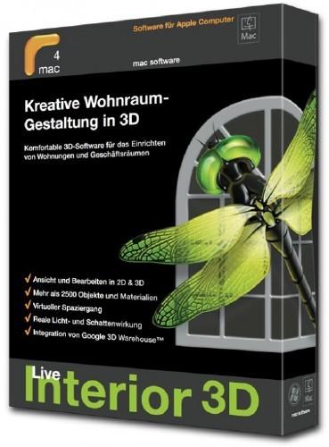 Live Interior 3D Pro 2.7.3 (2012/ENG) Mac OS X