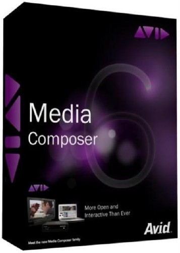 Avid Media Composer v6.0.1 [Multi] Incl Activator
