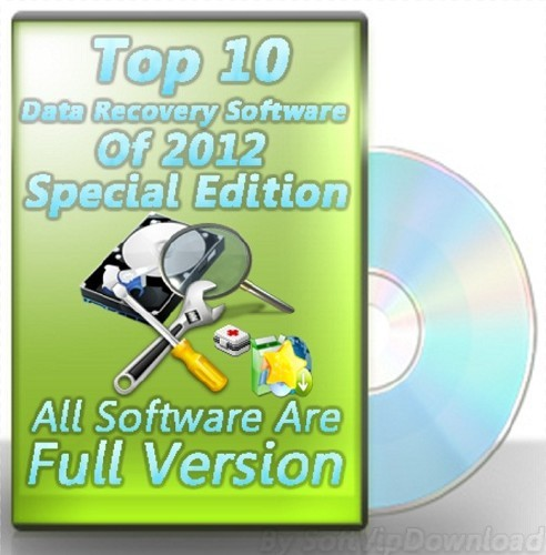 Top 10 Data Recovery Software of 2012 Special Edition