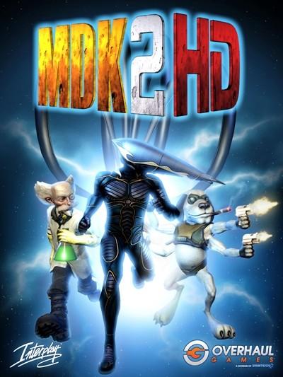 MDK 2 HD (2011/ENG)