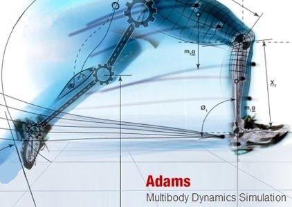 MSC Adams/Machinery (32bit) 2012.1.3