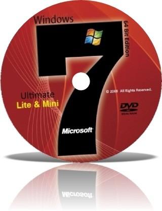 Windows 7 Ultimate SP1 x64 ru-RU Lite & Mini  by Lopatkin