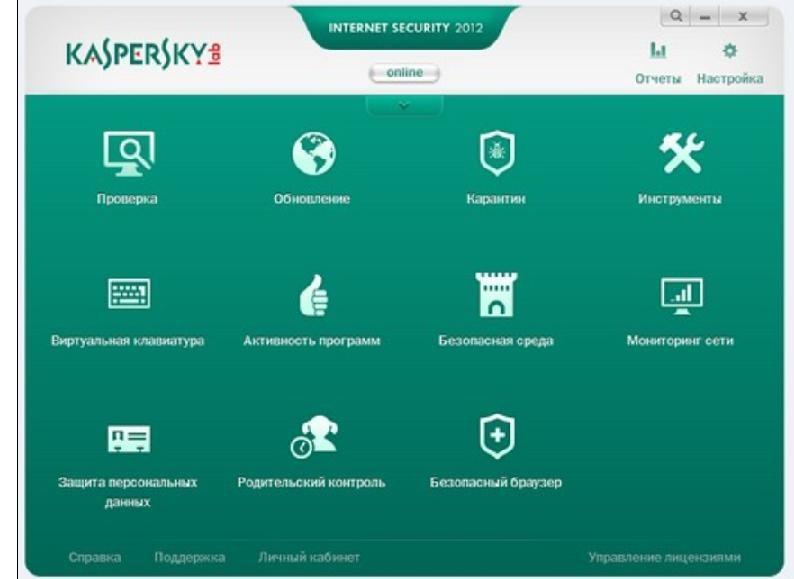 Kaspersky antivirus 2012 скачать.