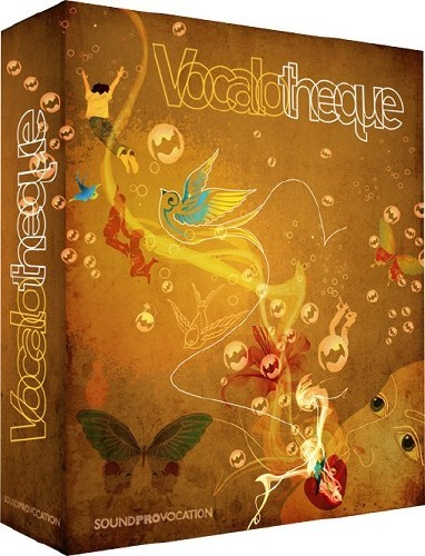 Soundprovocation Vocalotheque MULTiFORMAT
