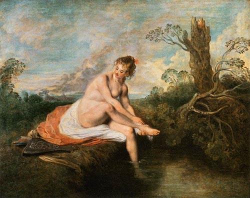 Artworks by Jean-Antoine Watteau