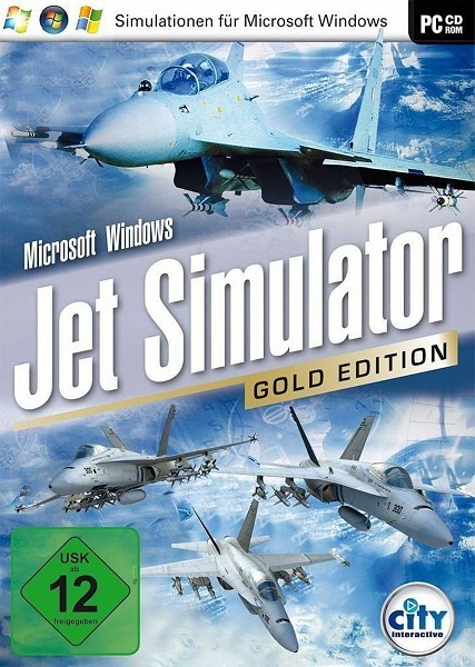 Jet Simulator. Gold Edition (2012/ENG/DE)