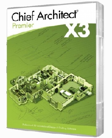 Chief Architect Premier v13.4.2.7
