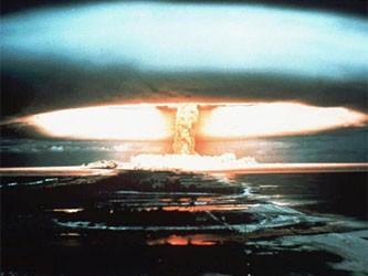 В случае ядерной войны мир исчезнет за 13 минут