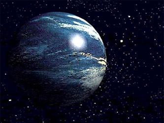 Найдены землеподобные планеты гигантского размера