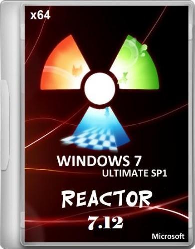 WINDOWS 7 ULTIMATE x64 REACTOR 7.12 (2012/RUS)