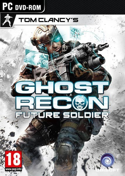 Tom Clancy's Ghost Recon: Future Soldier (2012/RUS/RePack by a1chem1st)
