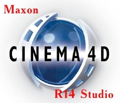 MAXON CINEMA 4D STUDIO R14.025 x86+x64 [2012, ENG]