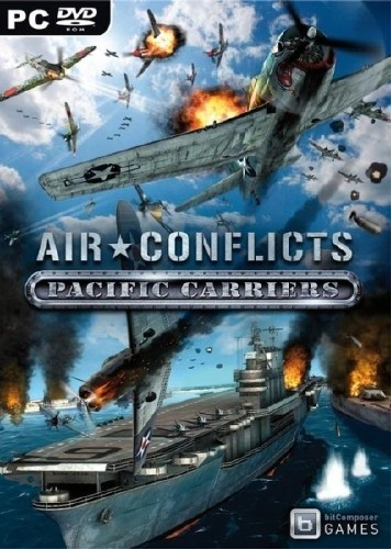 Air Conflicts: Pacific Carriers (2012) PC | Steam-Rip от R.G. Игроманы