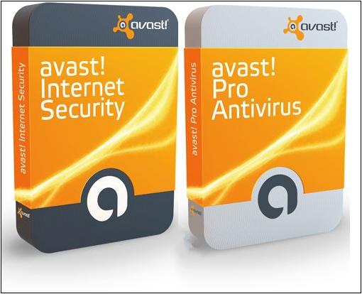 Crack Avast! IS 5.1.889/ Avast! Pro 5.1.889