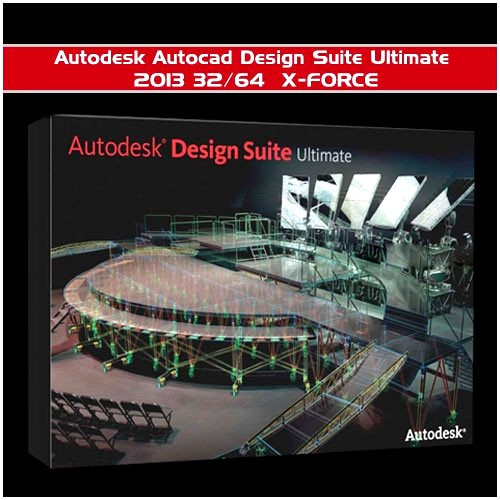 Autodesk Infrastructure Design Suite Ultimate 2013 x32/x64 X-FORCE Video Training