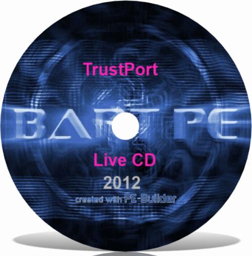 TrustPort LiveCd 2012