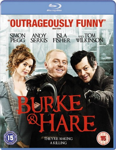����-���� �� ������ / Burke and Hare (2010) BDRip 720p