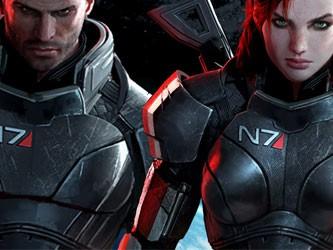 Mass Effect 3 прошли 42% игроков