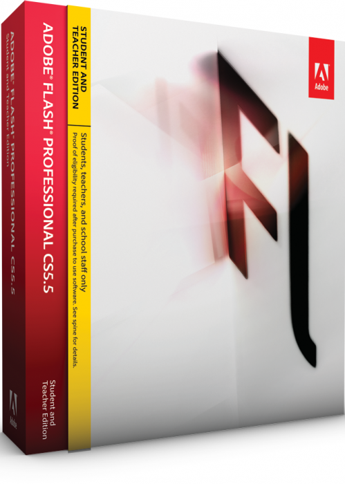 Adobe Flash Professional CS5.5 (11.5.1) Russian