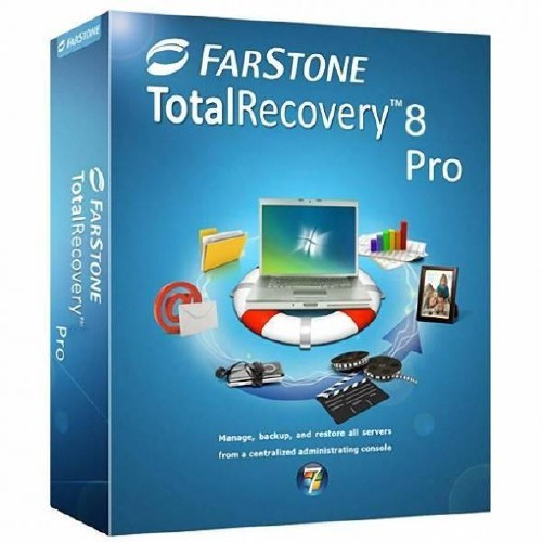FarStone TotalRecovery Pro 8.1 build 20120612