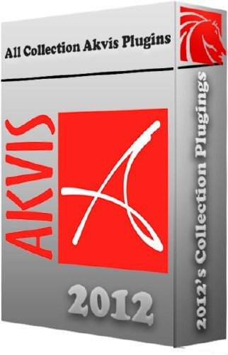 AKVIS All Plugins 2012 (32/64 bit) [07.2012, Multi+Rus] + Serial