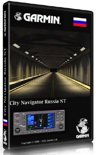 City Navigator Russia NT 2013.20 (07.2012)