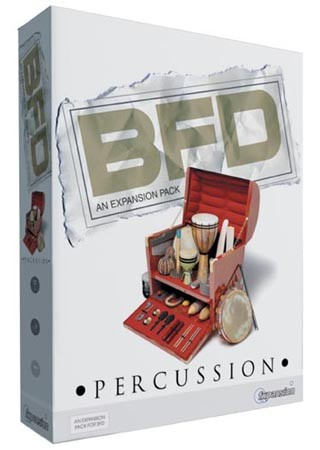 FXPansion BFD Percussion Expansion Pack HYBRiD DVDR-AiRiSO (PC/MacOSX)