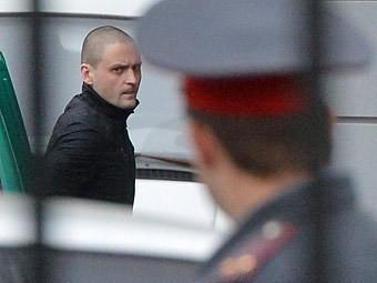 Удальцов задержан по делу о подготовке беспорядков