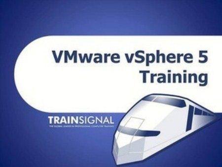 TrainSignal VMware vSphere 5 Training 3 DVD Reup