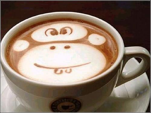 Кофе усиливает позитивный взгляд на вещи